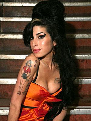 Amy Winehouse Has Emphysema