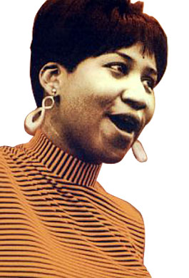Gospel Music Set Apart Blog- Aretha Franklin