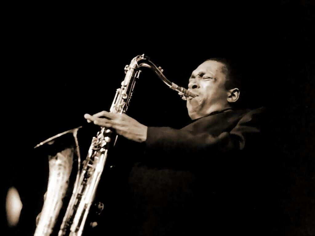 Coltrane Blows