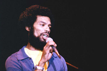 Gil Scott Heron home is where the hatred is chords