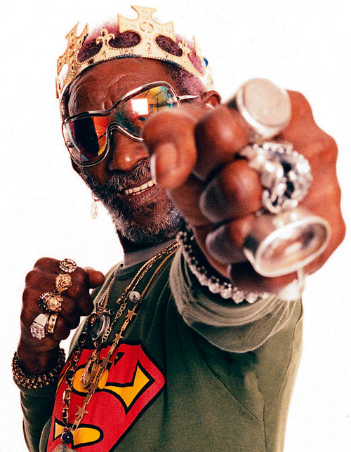 Lee Perry Lee 'Scratch' Perry Technomajikal