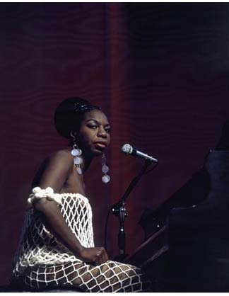 Nina Simone - Whatever I Am You Made Me